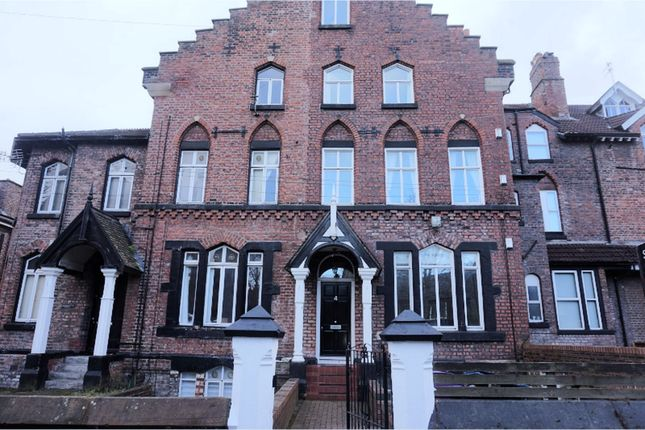 Thumbnail Flat to rent in East Albert Road, Liverpool