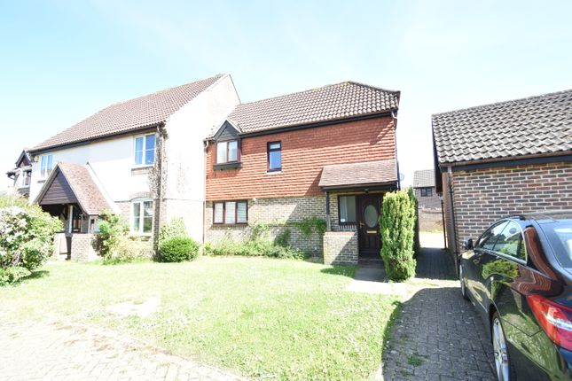 Thumbnail Terraced house to rent in Repton Gardens, Hedge End, Southampton