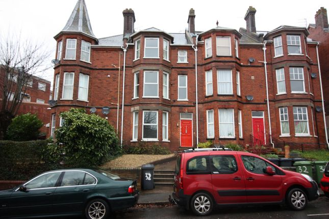 Thumbnail Terraced house for sale in Blackall Road, Exeter