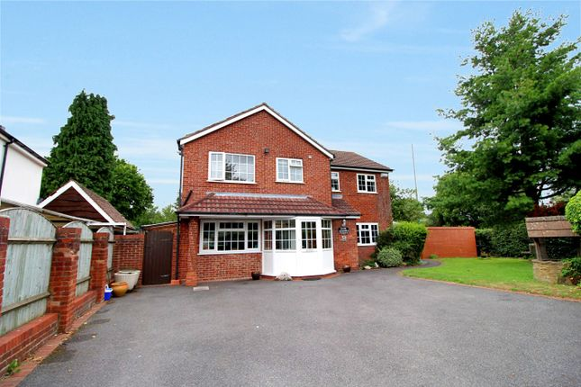 Thumbnail Detached house for sale in Creynolds Lane, Solihull, West Midlands