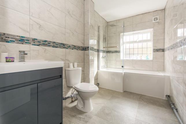 Bathroom of Stoney Lane, Yardley, Birmingham, West Midlands B25