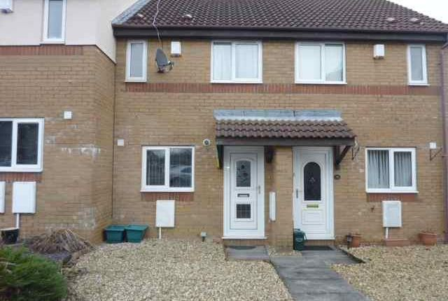 Thumbnail Terraced house to rent in Greenacres, Barry