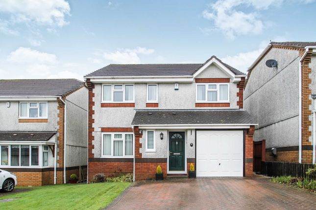Thumbnail Detached house for sale in Mead Close, Ivybridge