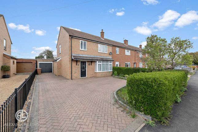 Thumbnail Semi-detached house for sale in St Katherines Close, Ickleford, Hitchin