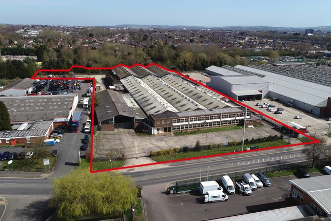 Industrial for sale in Building 103, Cheney Manor Industrial Estate, Swindon