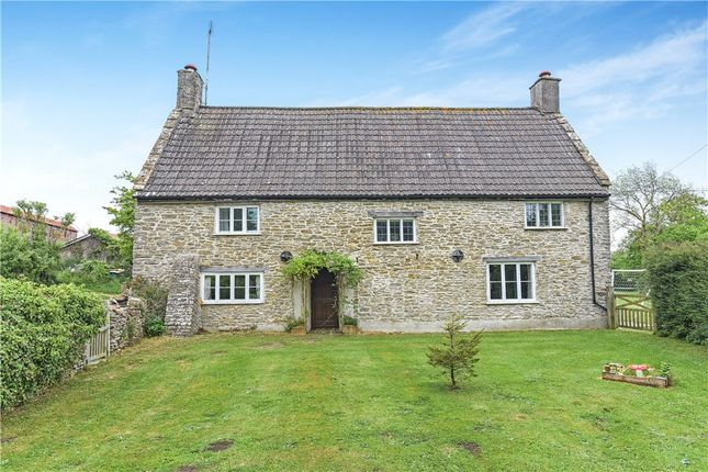 Thumbnail Equestrian property for sale in Longburton, Sherborne