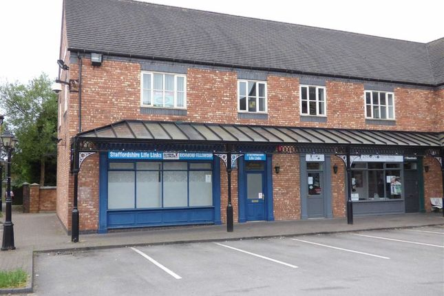 Thumbnail Retail premises to let in High Green Court, Cannock, Staffordshire