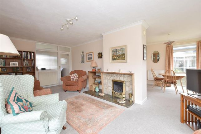 Thumbnail Detached bungalow for sale in Windsor Drive, Shanklin, Isle Of Wight