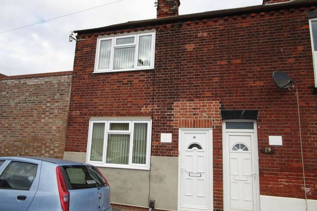 Thumbnail End terrace house to rent in Kitchener Road, Great Yarmouth