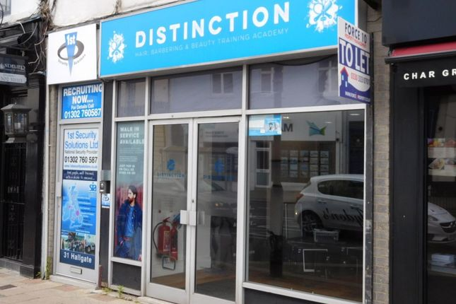 Thumbnail Retail premises to let in Hall Gate, Doncaster