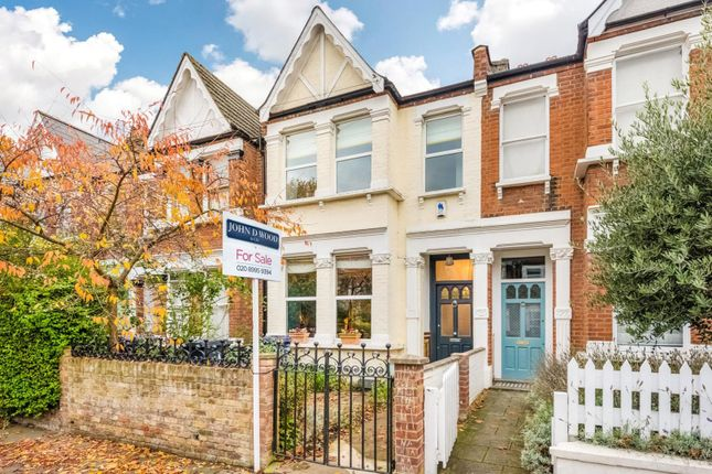 Thumbnail Terraced house for sale in Maldon Road, Acton, London
