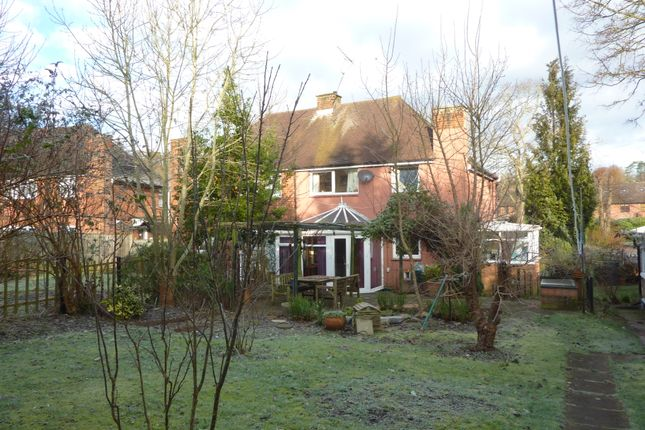 Thumbnail Semi-detached house to rent in Airlie Corner, Stanmore, Winchester, Hampshire