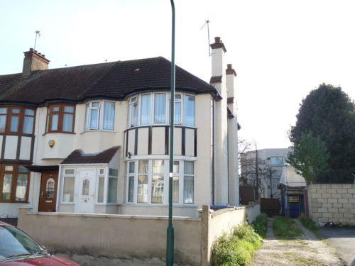 Thumbnail End terrace house for sale in Burgess Avenue, Kingsbury