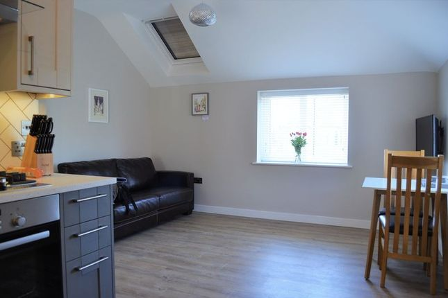 Thumbnail Flat to rent in Hugh Allen Crescent, Marston, Oxford