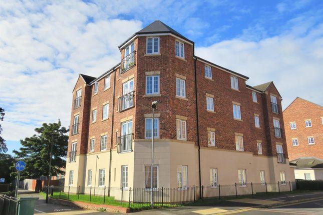 2 bed flat to rent in Principal Rise, Dringhouses, York YO24