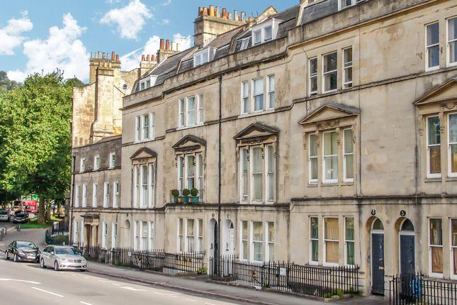 Thumbnail Flat for sale in Bathwick Street, Central Bath