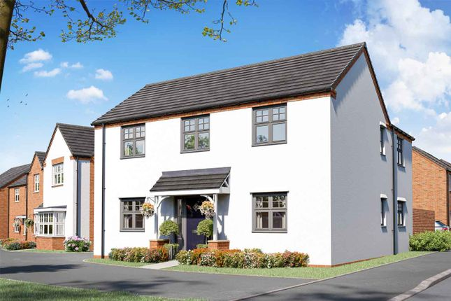 """Thumbnail Detached house for sale in """"The Knightley"""" at Tewkesbury Road, Twigworth, Gloucester"""