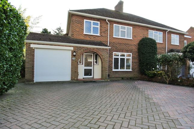 Thumbnail Property for sale in Leigh Close, Addlestone