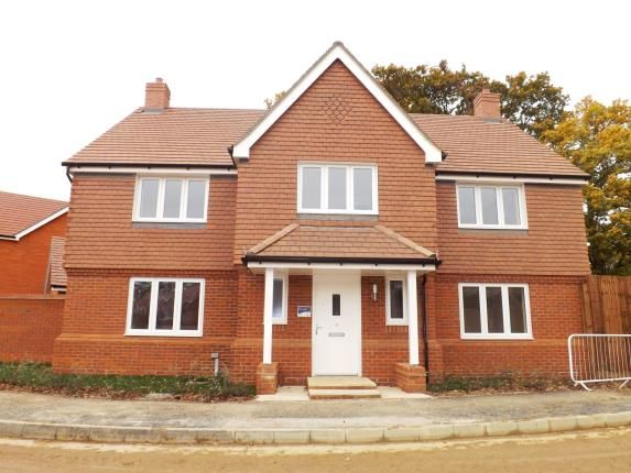 Thumbnail Detached house for sale in Burseldon, Southampton, Hampshire