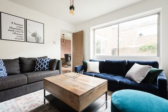 Thumbnail Flat to rent in Cranham Terrace, Oxford