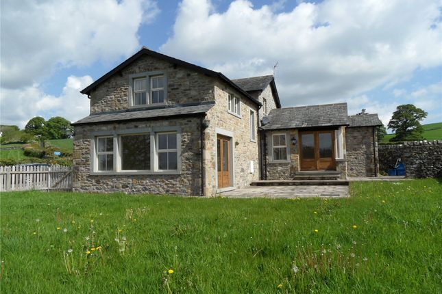 Thumbnail Detached house to rent in North Lodge, Crooklands, Milnthorpe, Cumbria