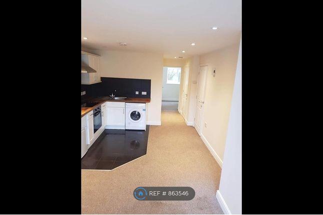 Thumbnail Flat to rent in Newton Road, Bletchley, Milton Keynes