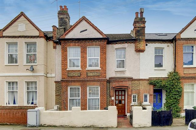 Thumbnail Terraced house for sale in Undercliff Road, St Johns