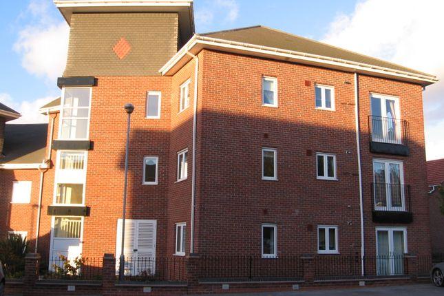 Thumbnail Flat to rent in Bickerstaff Court, Wellington, Telford