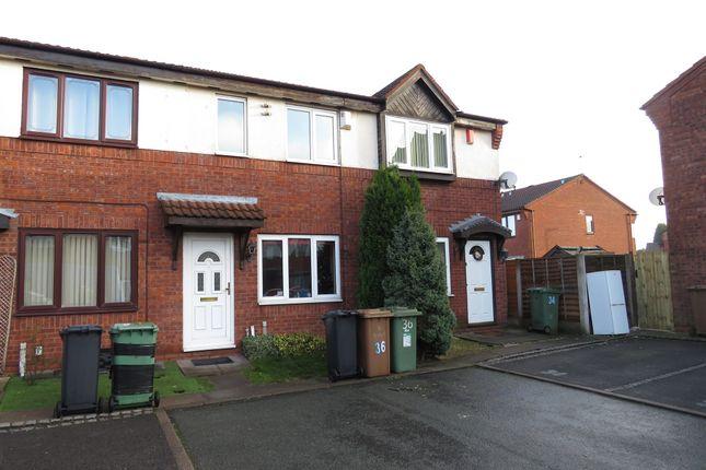 Thumbnail Terraced house for sale in Princess Way, Darlaston, Wednesbury