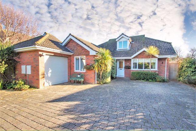 Detached bungalow for sale in Crossbush Road, Summerley Estate, Felpham