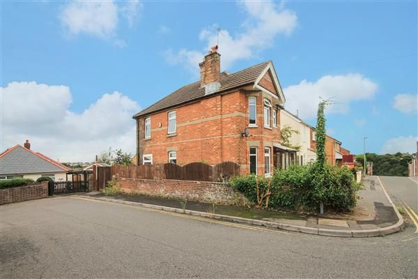 Thumbnail Detached house for sale in Cromwell Road, Parkstone, Poole