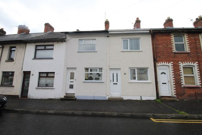 Thumbnail Terraced house to rent in Grand Street, Lisburn
