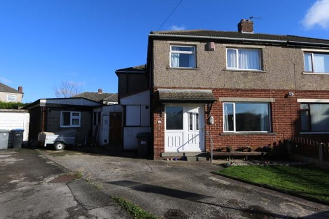 Thumbnail Semi-detached house for sale in Belmont Rise, Low Moor, Bradford