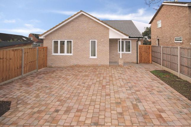 Thumbnail Bungalow for sale in Jowitt Avenue, Kempston, Bedford