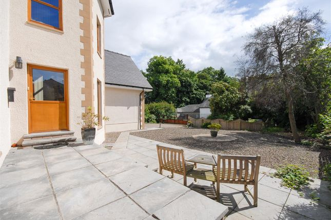 Front Patio of Kinkellas, 25 Glamis Drive, Dundee DD2