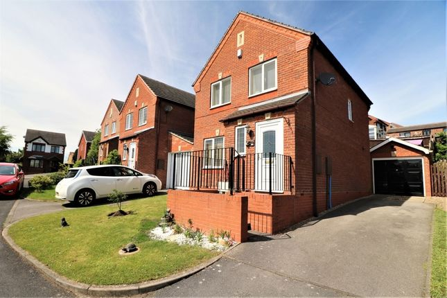 Thumbnail Detached house for sale in Round Hill, Darton, Barnsley, South Yorkshire