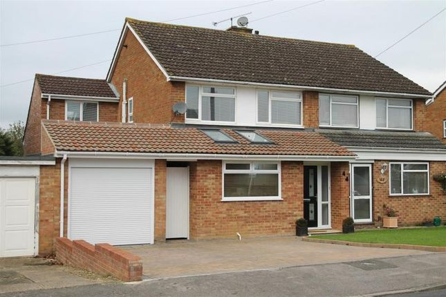 Thumbnail Semi-detached house for sale in Redford Road, Windsor