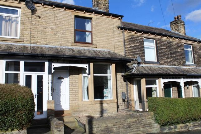 Thumbnail Terraced house for sale in Victoria Terrace, Gomersal, Cleckheaton
