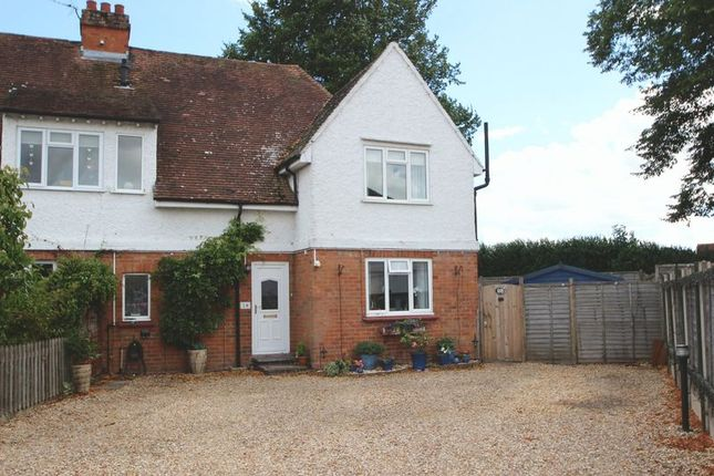 Thumbnail End terrace house for sale in Bordon Place, Stratford-Upon-Avon