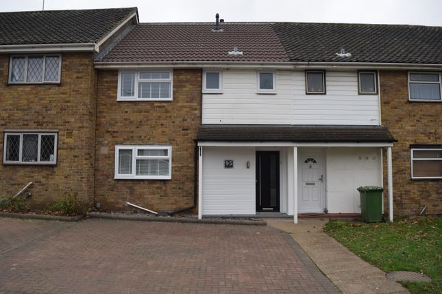 Thumbnail Terraced house to rent in Great Gregorie, Lee Chapel South