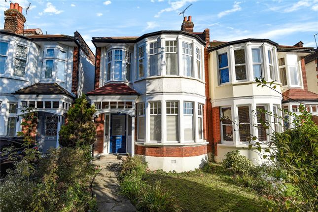 Thumbnail Flat for sale in Fox Lane, Palmers Green, London