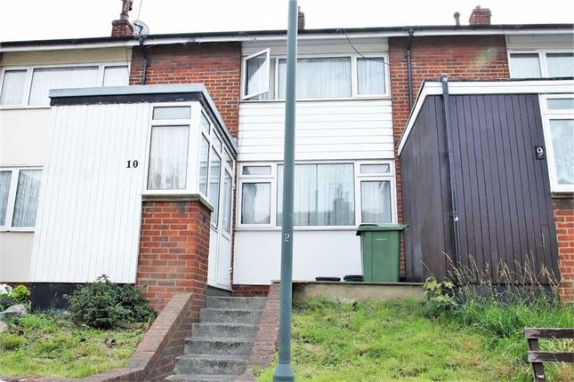 Thumbnail Terraced house to rent in Upper Sheridan Road, Belvedere, Kent