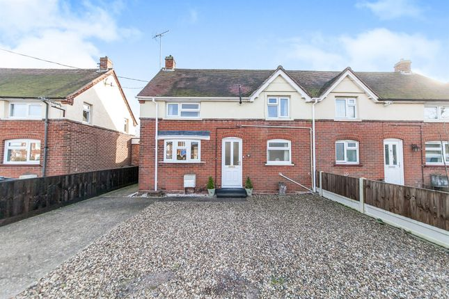 Thumbnail Semi-detached house for sale in Colchester Road, Lawford, Manningtree