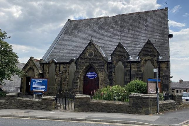 Thumbnail Leisure/hospitality for sale in Accrington United Reformed Church, Whalley Road, Accrington