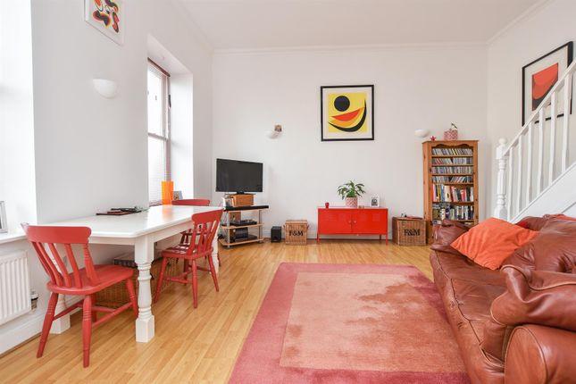 Living Space of Robertson Terrace, Hastings TN34