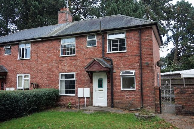 Thumbnail Semi-detached house for sale in Greenway, Sedgley