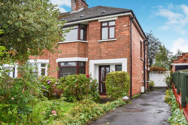 Thumbnail 3 bed semi-detached house for sale in Donegall Park Avenue, Belfast