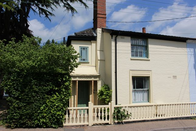 Thumbnail Semi-detached house for sale in Church Street, Diss