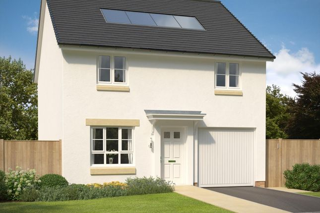 """Thumbnail Detached house for sale in """"Glenbuchat"""" at Frogston Road East, Edinburgh"""