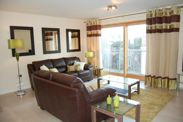 Thumbnail Flat to rent in St Andrews Square, Charlotte Street, Aberdeen